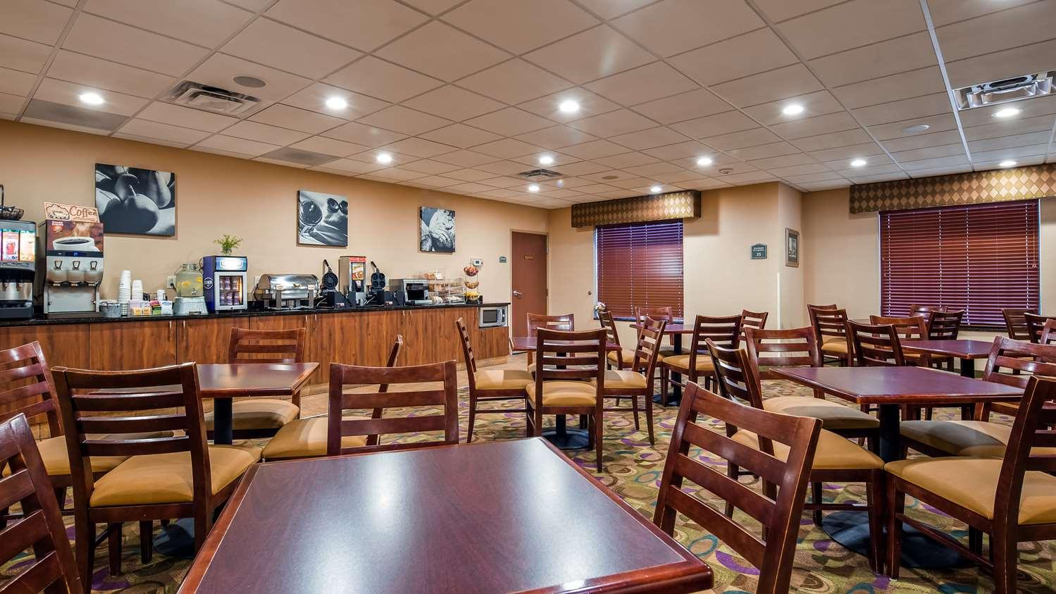 Restaurant - Best Western Plus Victor Inn & Suites