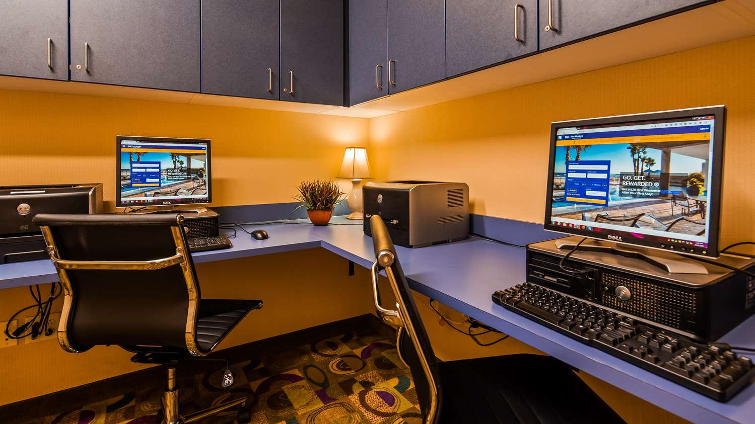Conference Area - Best Western Plus Victor Inn & Suites