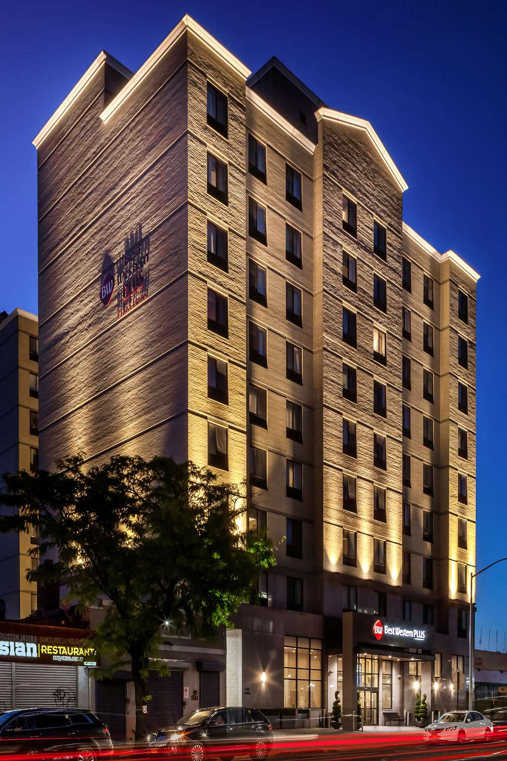 Best Western Plus Plaza Hotel Long Island City Queens, NY