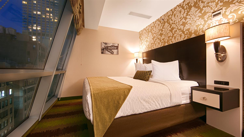 Best Western Premier Herald Square Rooms