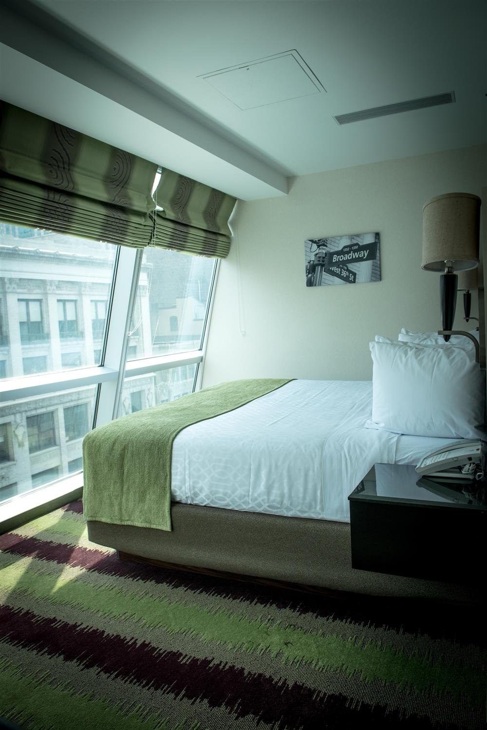 Best Western Hotel Room: Best Western Premier Hotel Herald Square NYC, NY