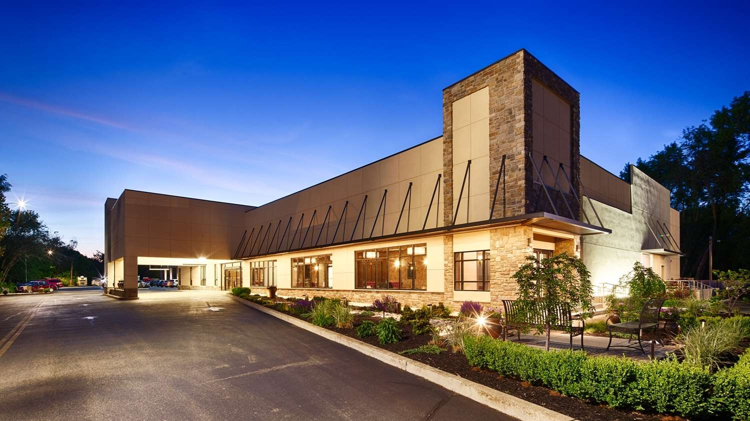 Exterior view - Best Western Plus Hotel & Conference Center Kingston
