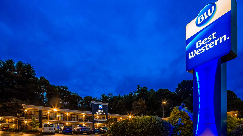 Exterior view - Best Western Inn East Asheville