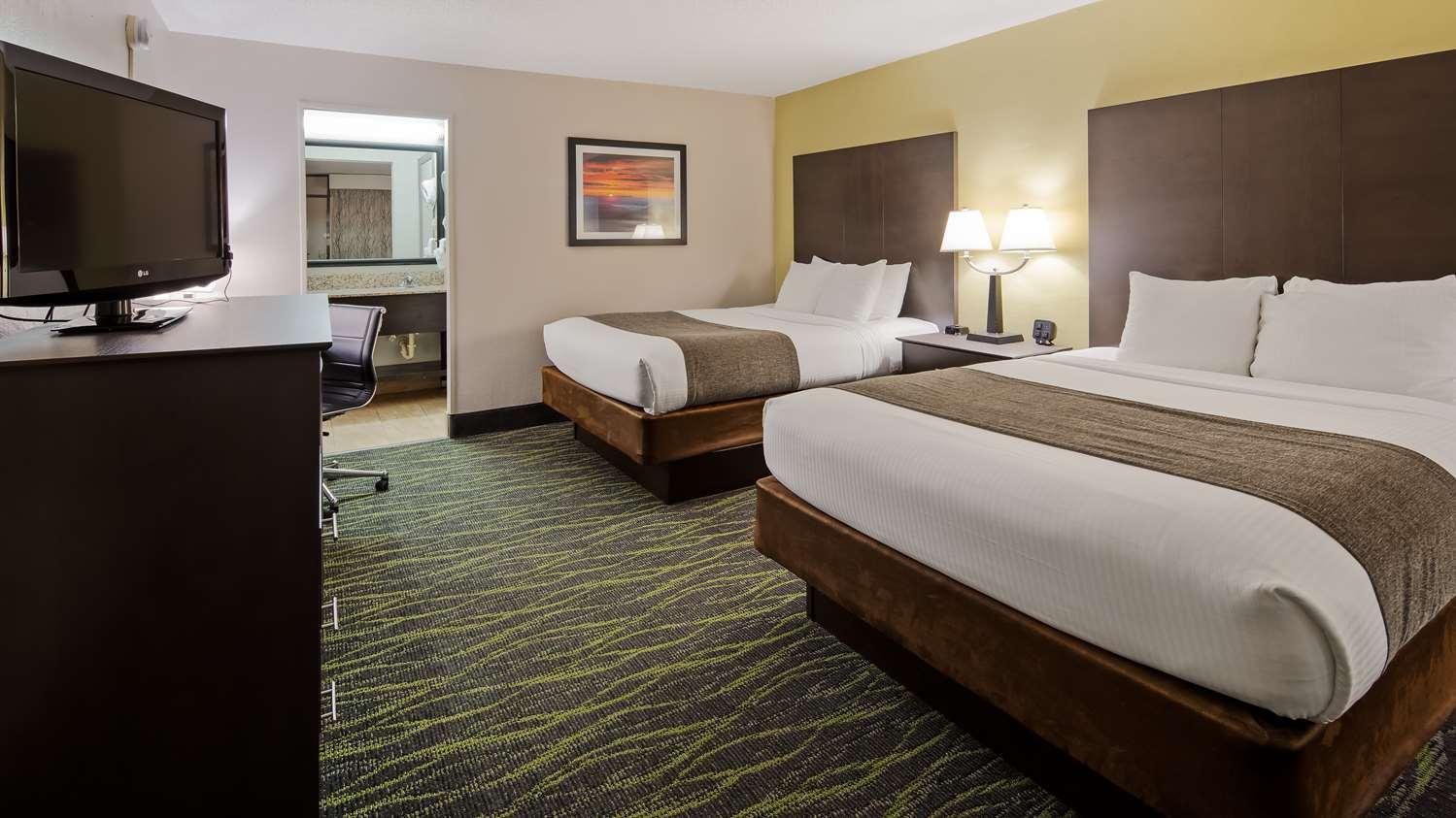 Room - Best Western Inn East Asheville