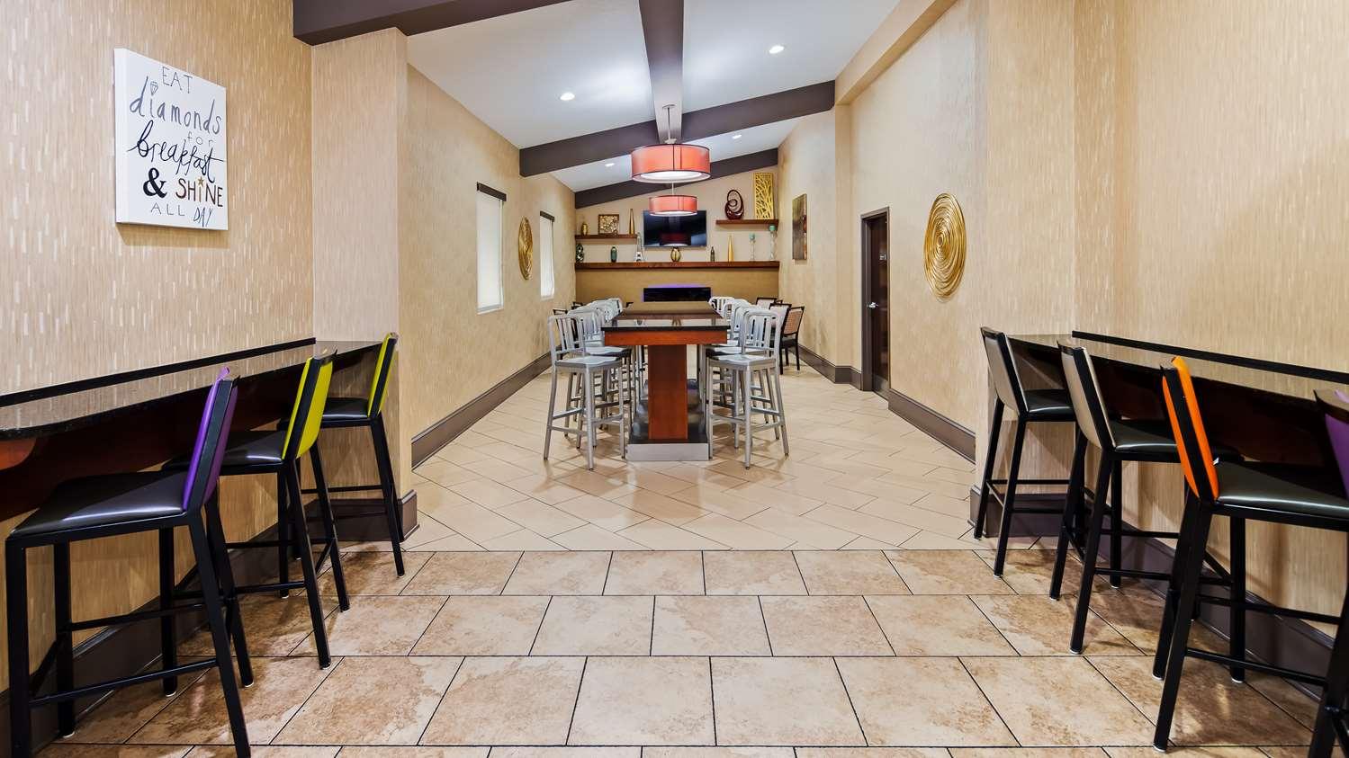 Restaurant - Best Western Inn East Asheville