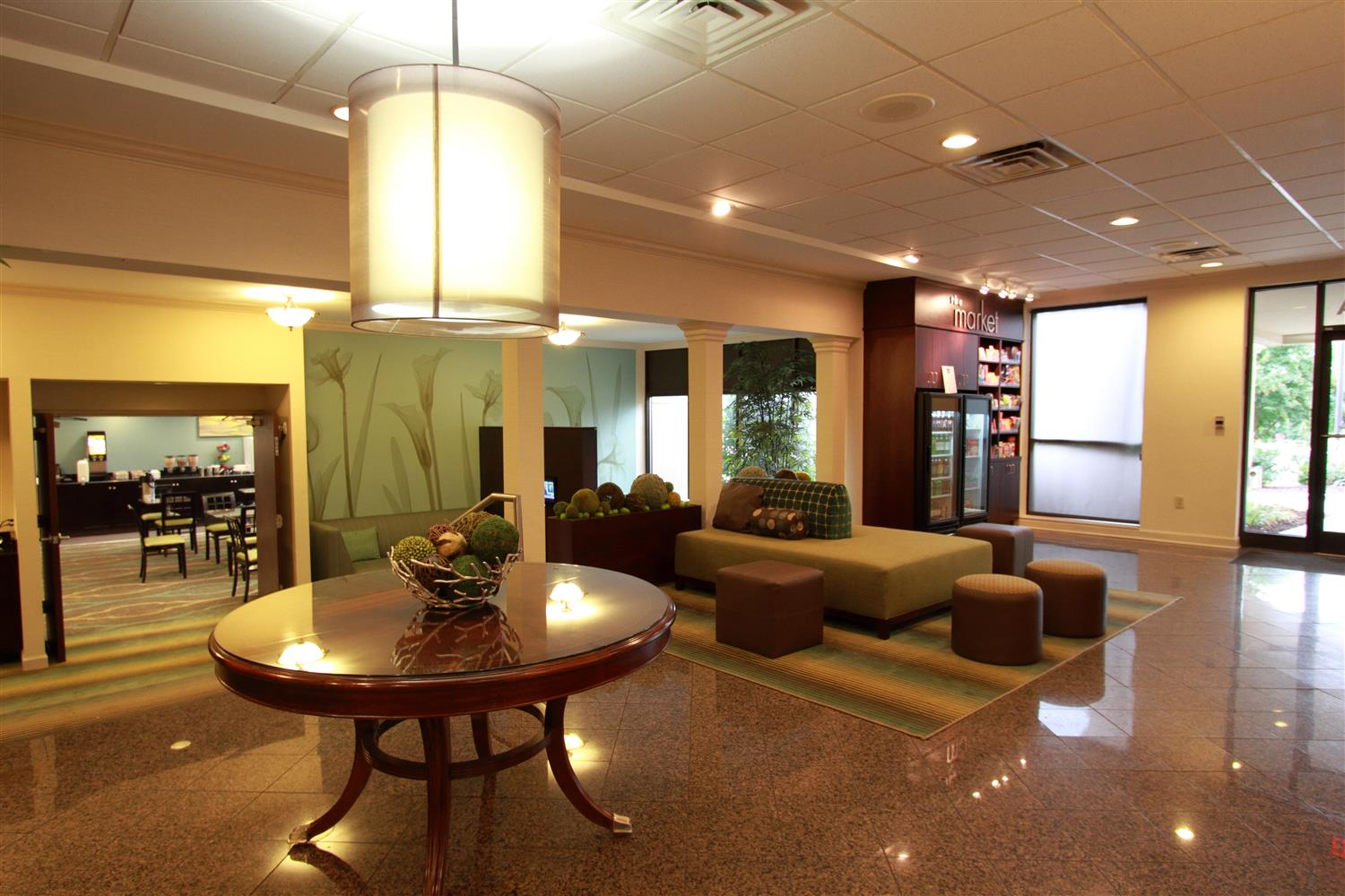 Lobby - Best Western Plus Cary Inn