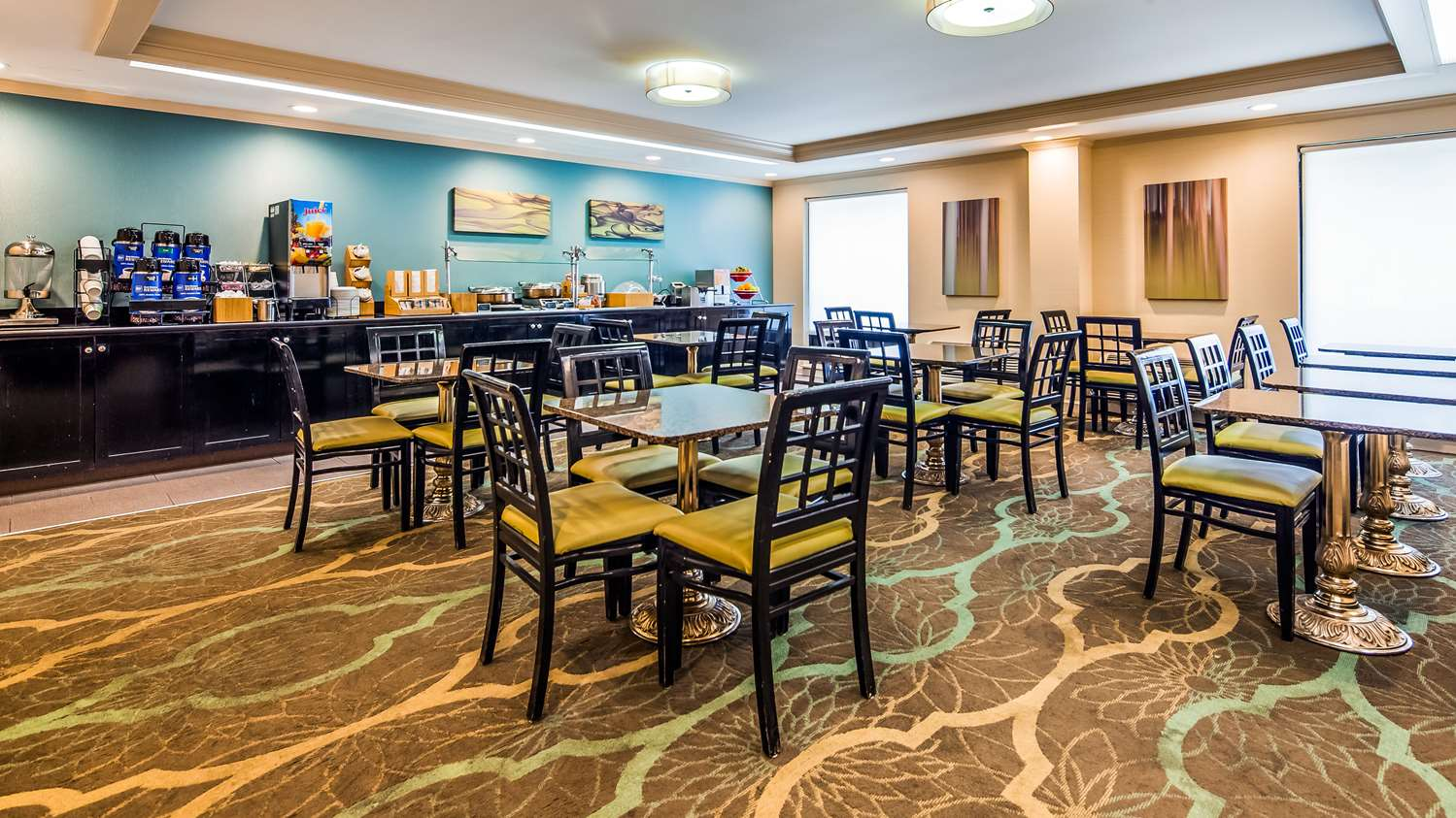 Restaurant - Best Western Plus Cary Inn