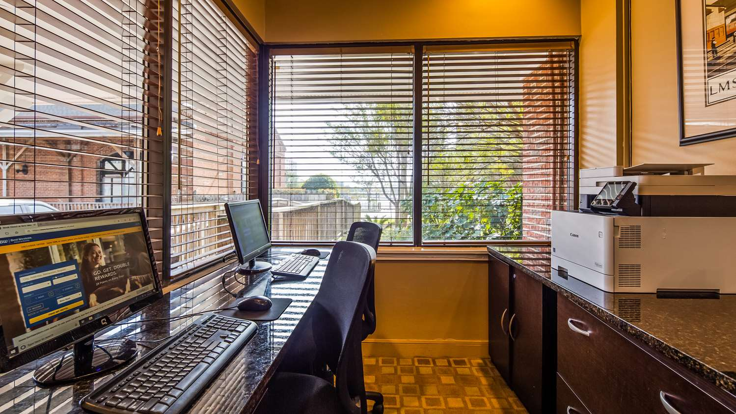 Conference Area - Best Western Plus Coastline Inn Wilmington