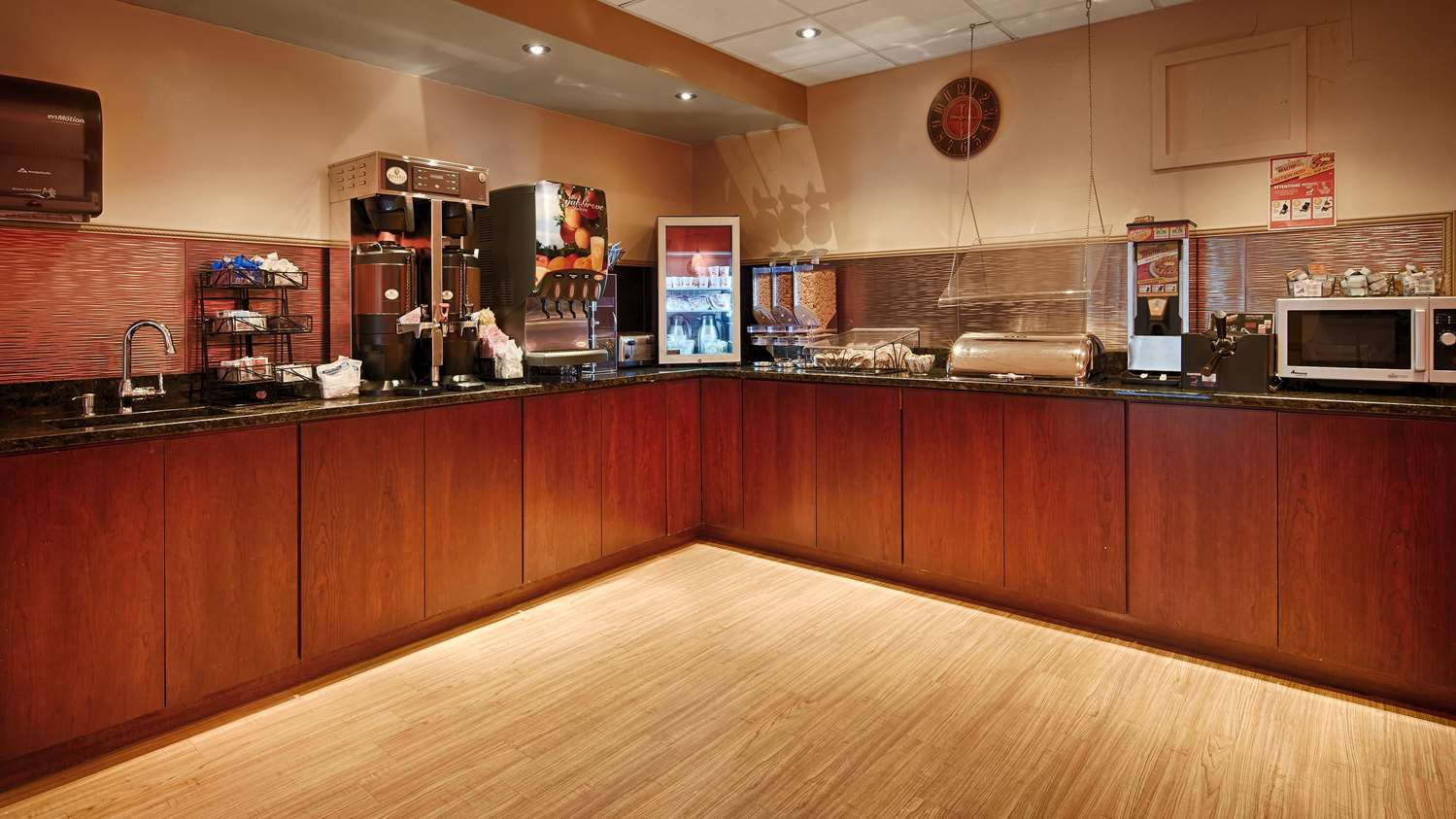 Restaurant - Best Western Plus Coastline Inn Wilmington