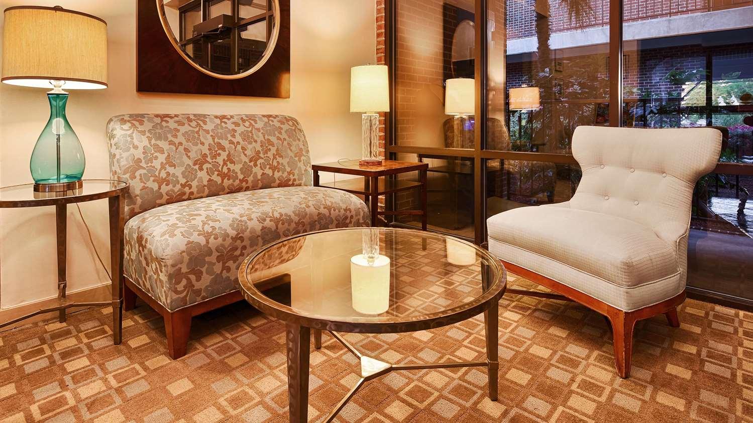 Lobby - Best Western Plus Coastline Inn Wilmington