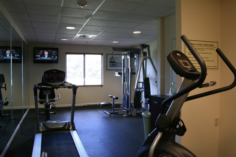 Fitness/ Exercise Room - Best Western Plus Silver Creek Inn Swansboro