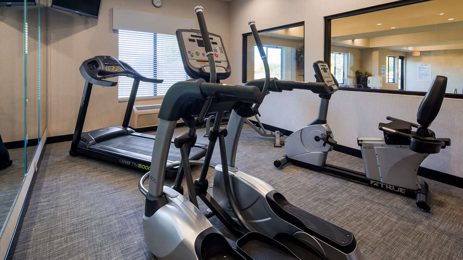 Fitness/ Exercise Room - Best Western Smithfield Inn
