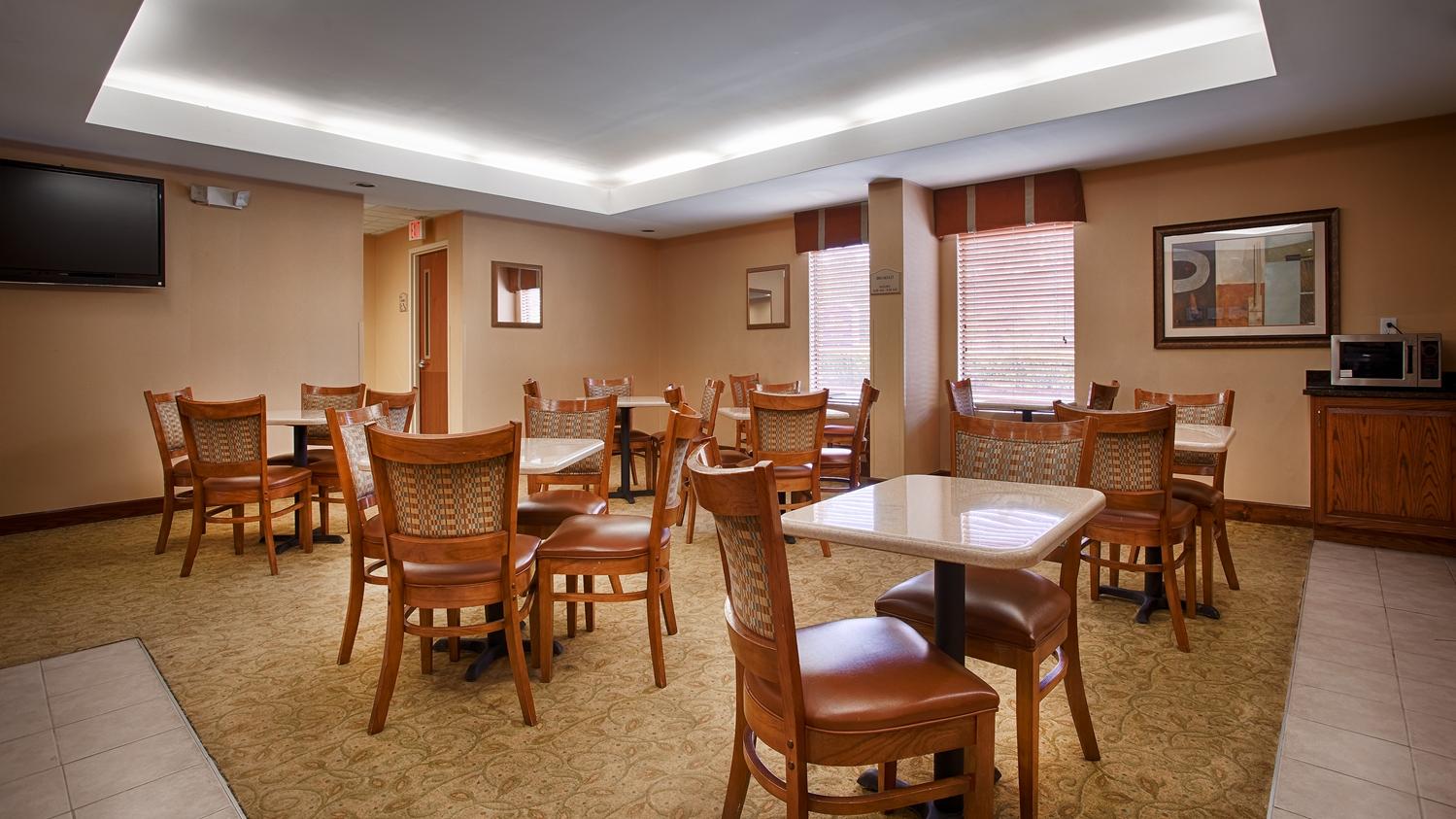 Restaurant - Best Western Plus Edison Inn Garner