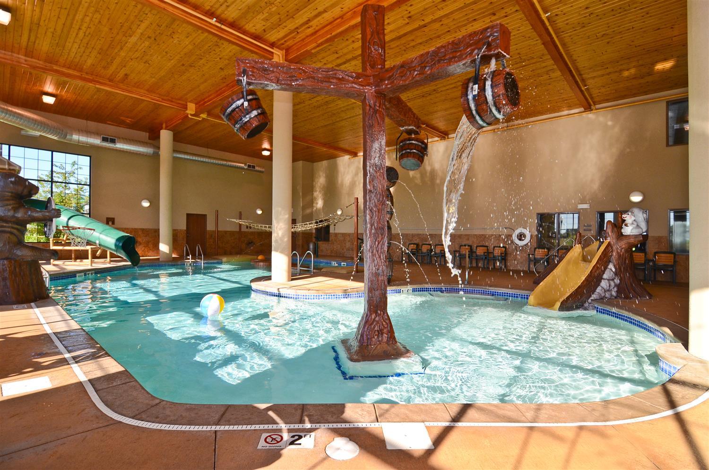 Pool - Best Western Plus Kelly Inn & Suites Fargo