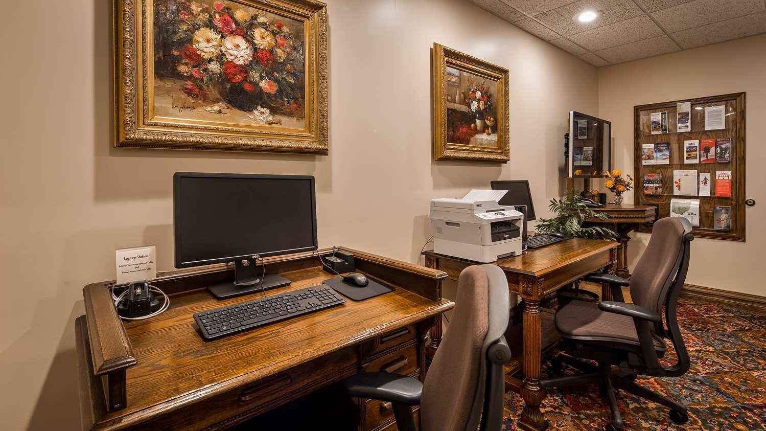 Conference Area - Best Western Premier Mariemont Inn Cincinnati