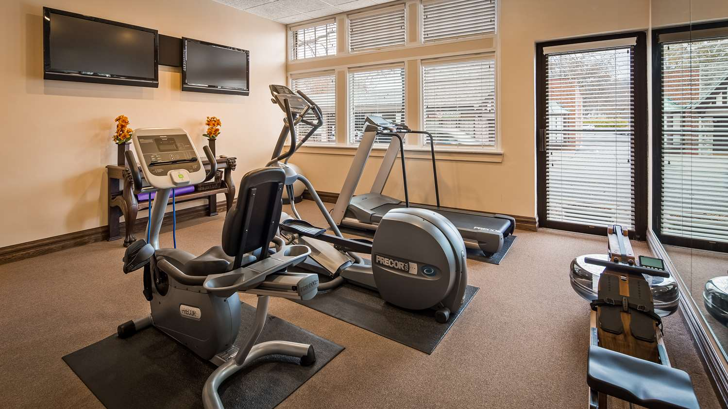 Fitness/ Exercise Room - Best Western Premier Mariemont Inn Cincinnati