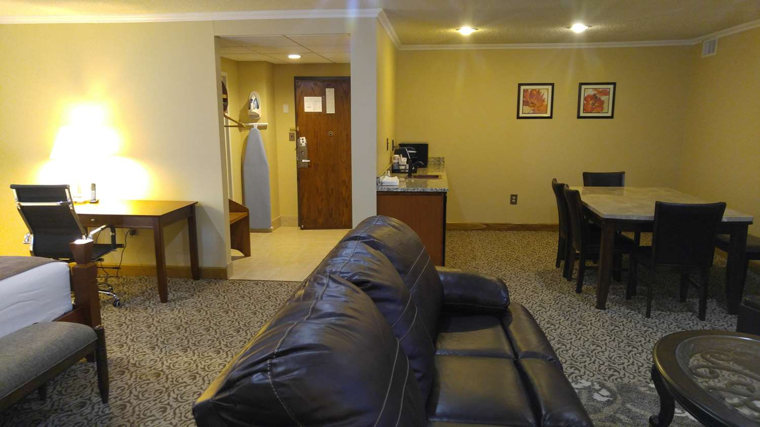 Suite - Best Western Hotel Wooster
