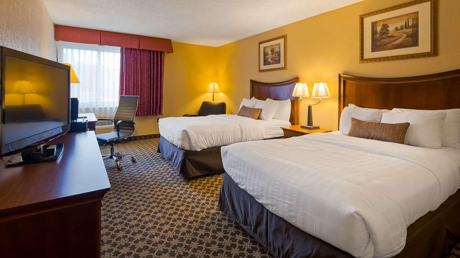 Room - Best Western Hotel Wooster