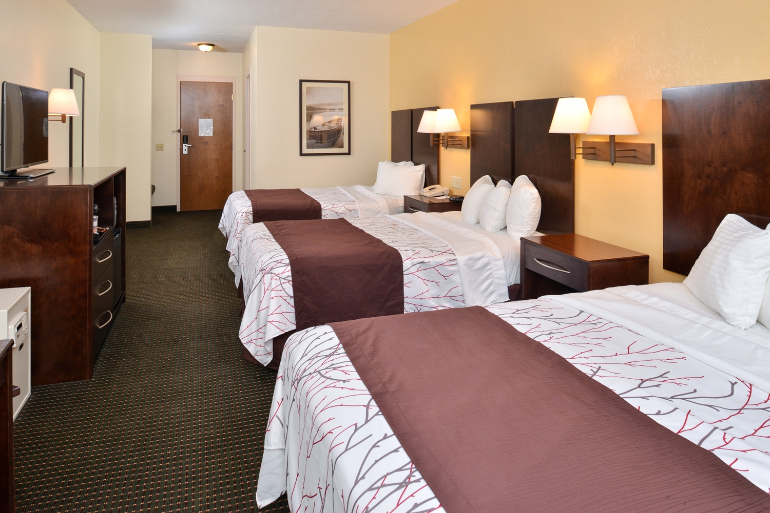 Room - Best Western Hotel Port Clinton