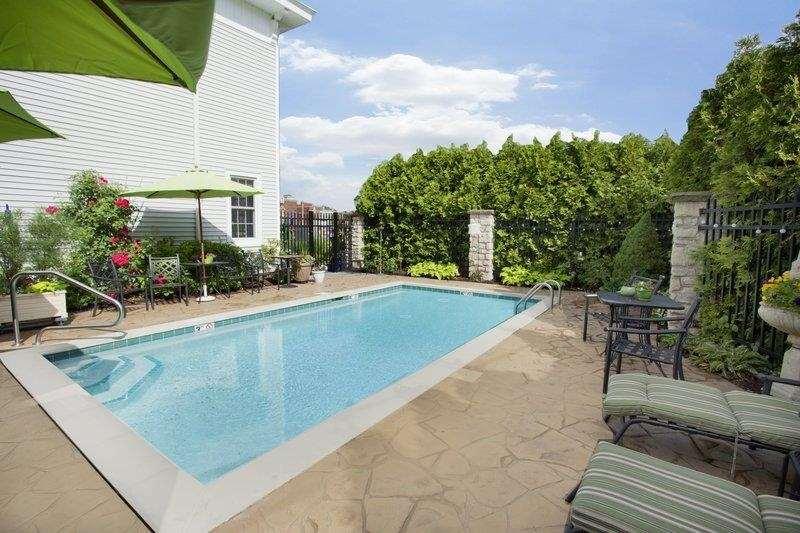 Pool - Best Western Plus Lawnfield Inn & Suites Mentor