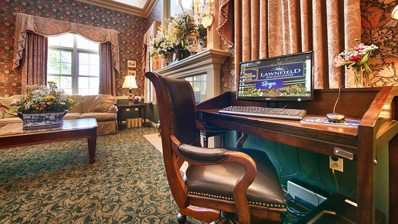 Conference Area - Best Western Plus Lawnfield Inn & Suites Mentor