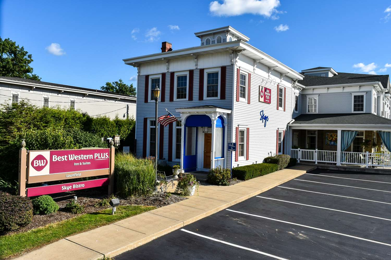 Exterior view - Best Western Plus Lawnfield Inn & Suites Mentor