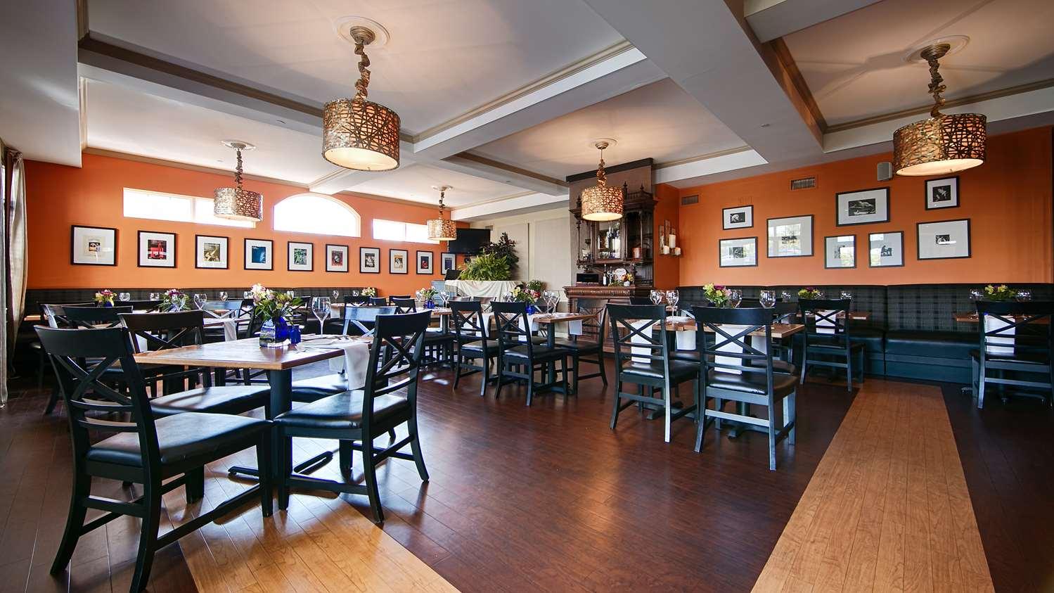 Restaurant - Best Western Plus Lawnfield Inn & Suites Mentor