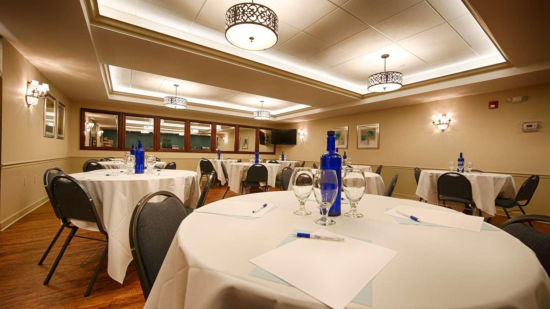 Meeting Facilities - Best Western Plus Lawnfield Inn & Suites Mentor