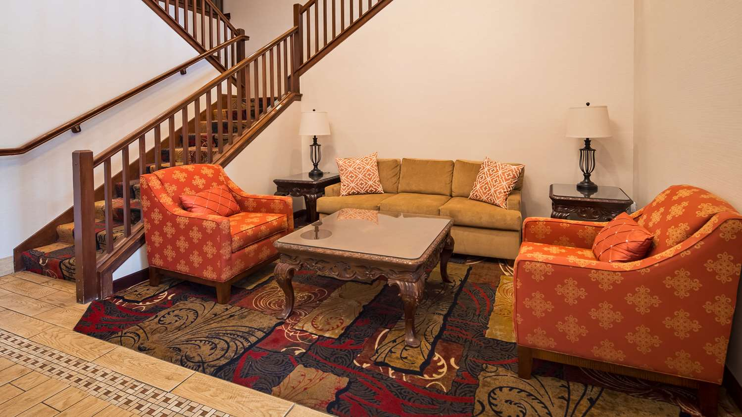 Lobby - Best Western Executive Suites Pickerington