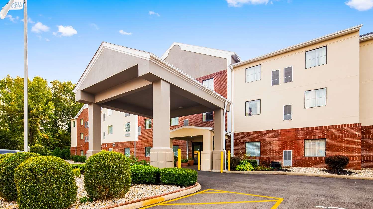 Exterior view - Best Western Executive Suites Pickerington