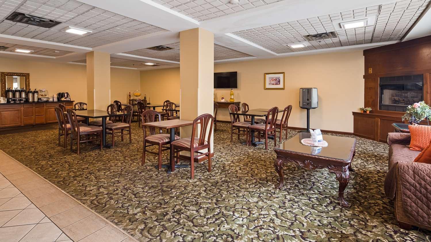Restaurant - Best Western Executive Suites Pickerington