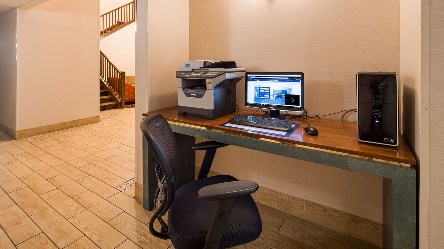Conference Area - Best Western Executive Suites Pickerington