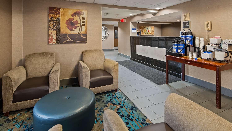 Lobby - Best Western Adena Inn Chillicothe