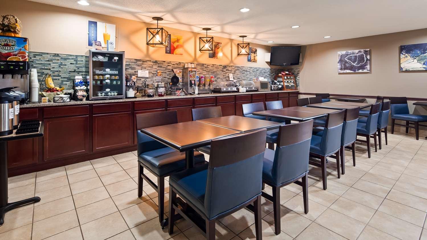 Restaurant - Best Western Lakewood Inn Hebron