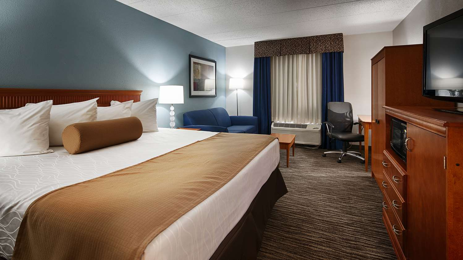 Room - Best Western Plus South Dayton Inn