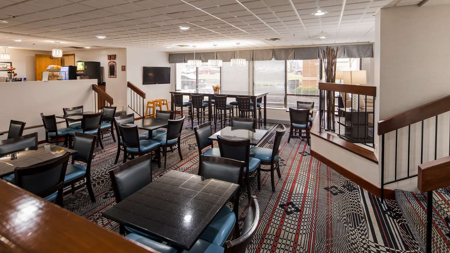 Restaurant - Best Western Plus South Dayton Inn