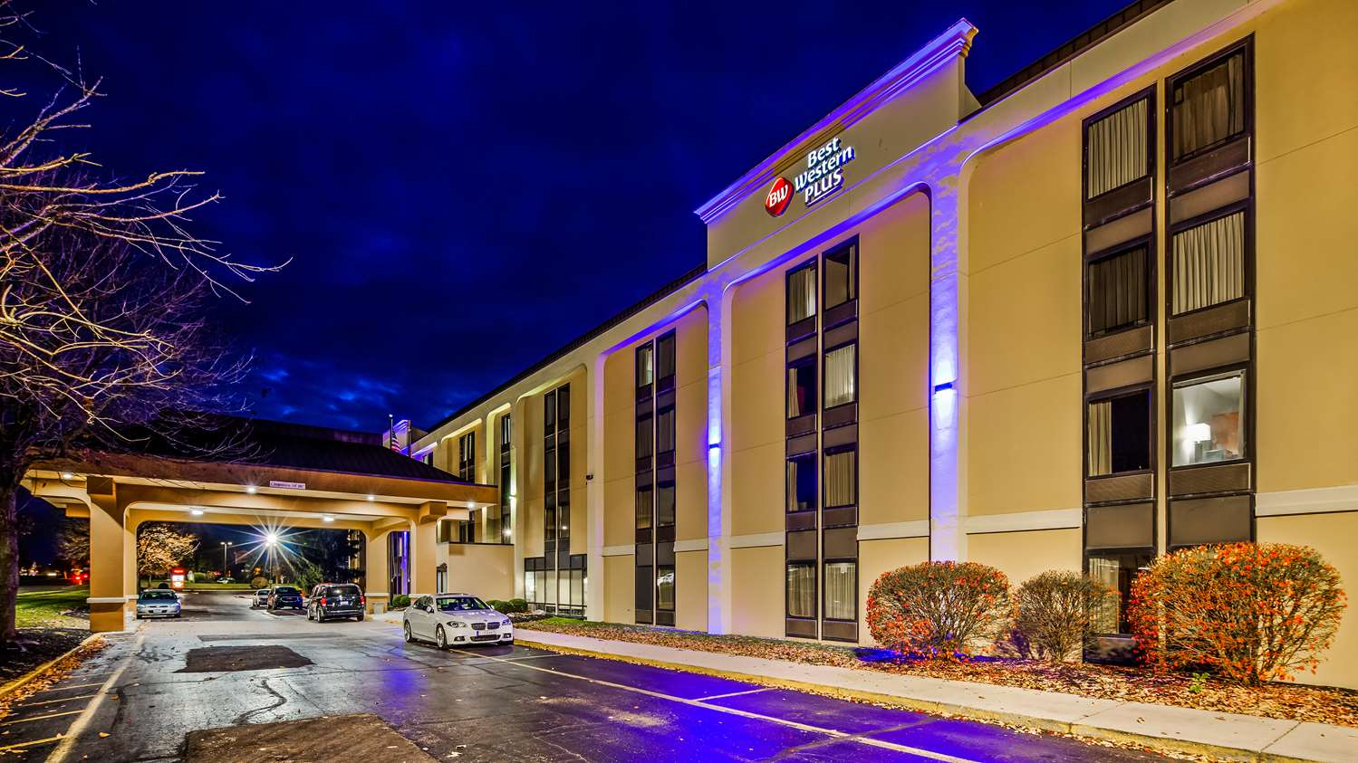 Exterior view - Best Western Plus South Dayton Inn