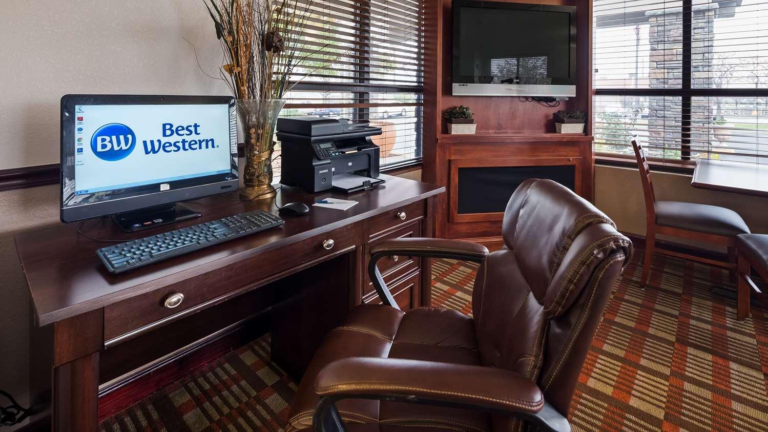 Conference Area - Best Western Monroe Inn