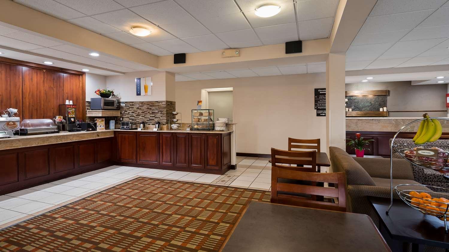 Restaurant - Best Western Monroe Inn