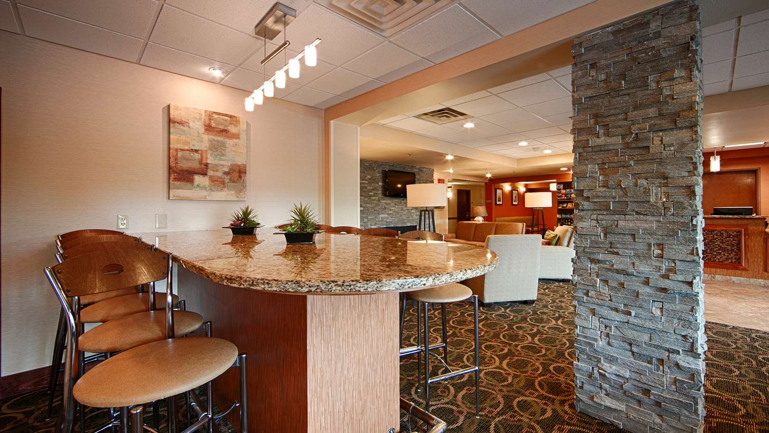 Restaurant - Best Western Plus West Akron Inn & Suites Copley