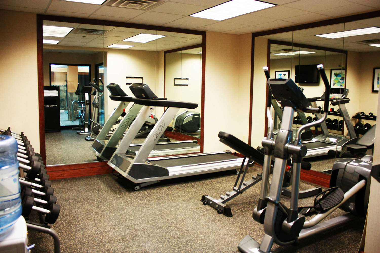 Recreation - Best Western Plus West Akron Inn & Suites Copley