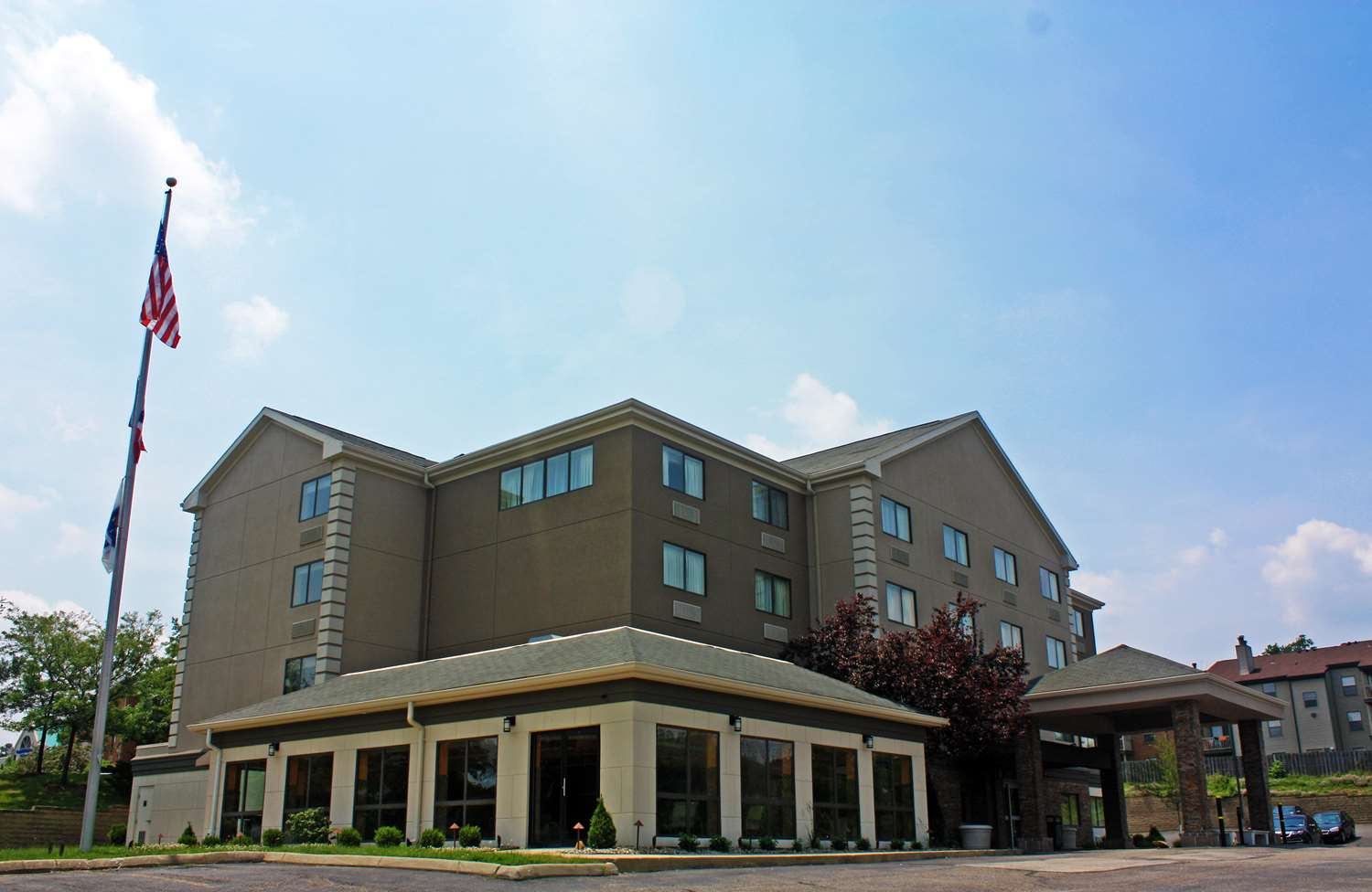 Exterior view - Best Western Plus West Akron Inn & Suites Copley