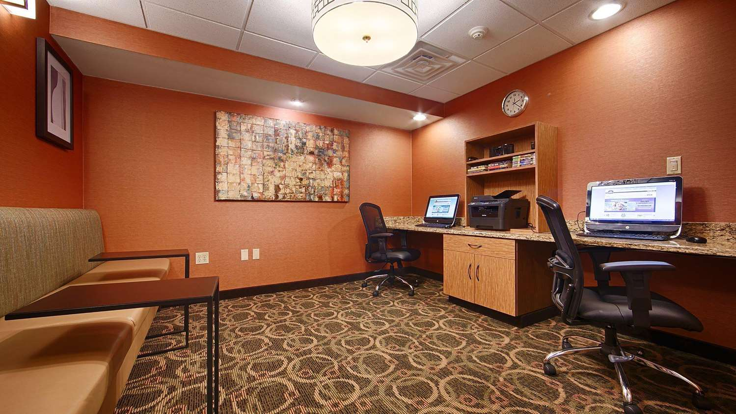 Conference Area - Best Western Plus West Akron Inn & Suites Copley