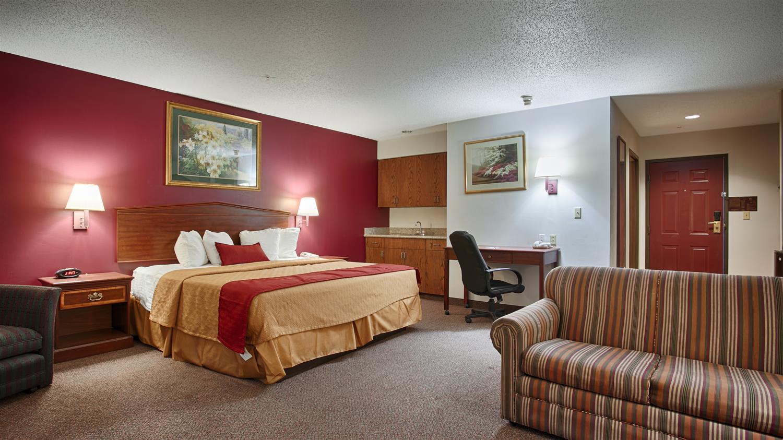 Suite - Best Western Inn Okmulgee
