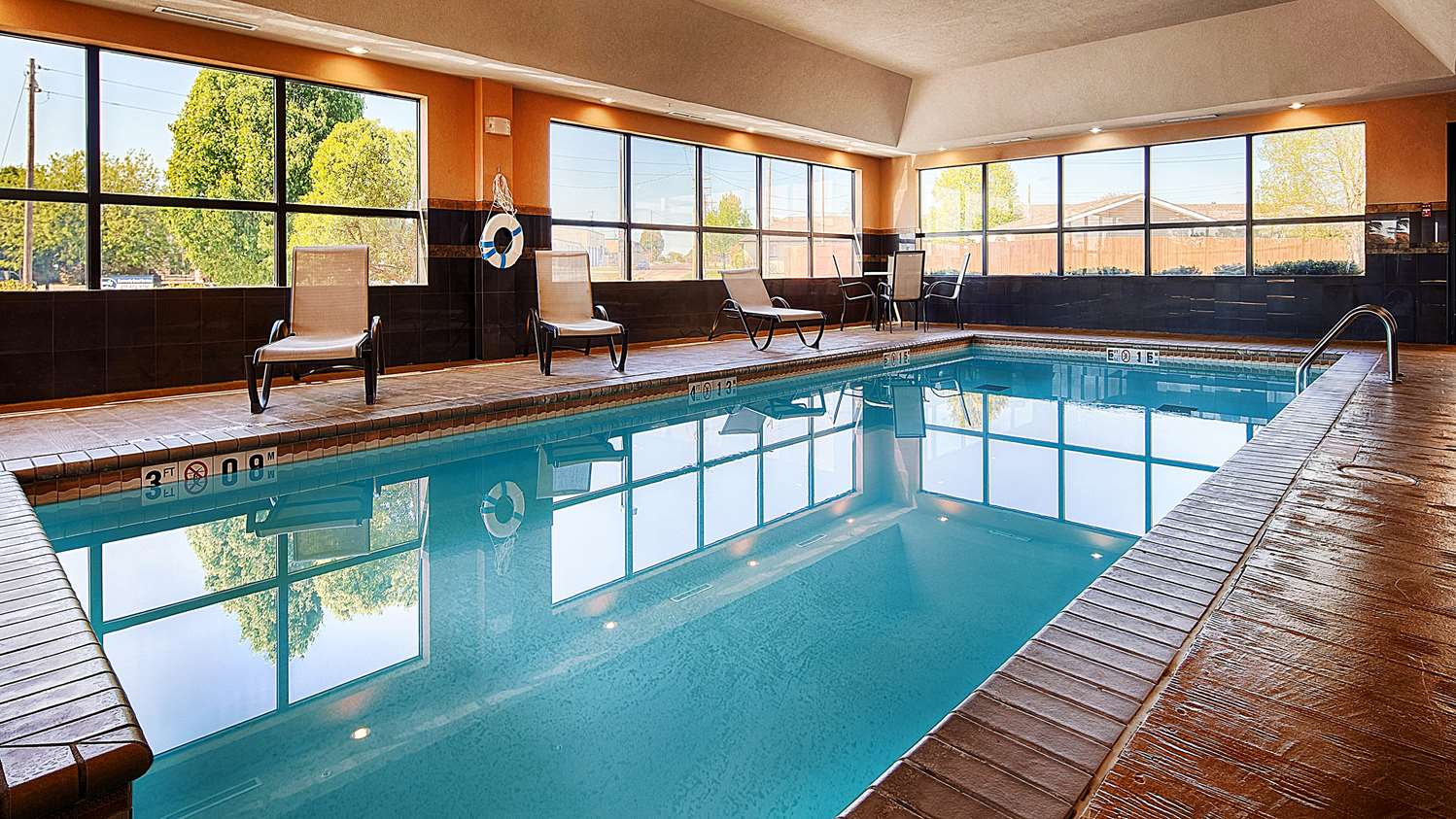 Hotels In Midwest City Ok With Indoor Pool