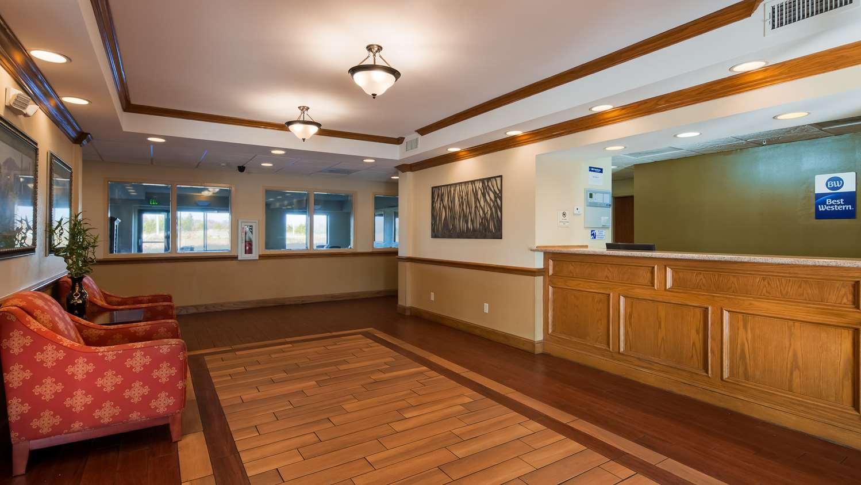 Lobby - Best Western Inn Eufaula