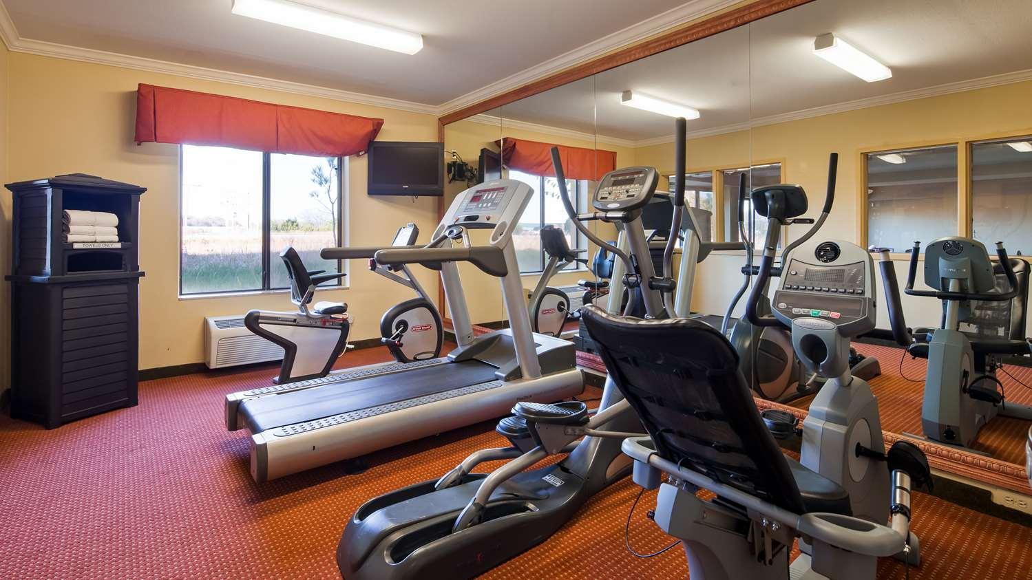 Fitness/ Exercise Room - Best Western Inn Eufaula