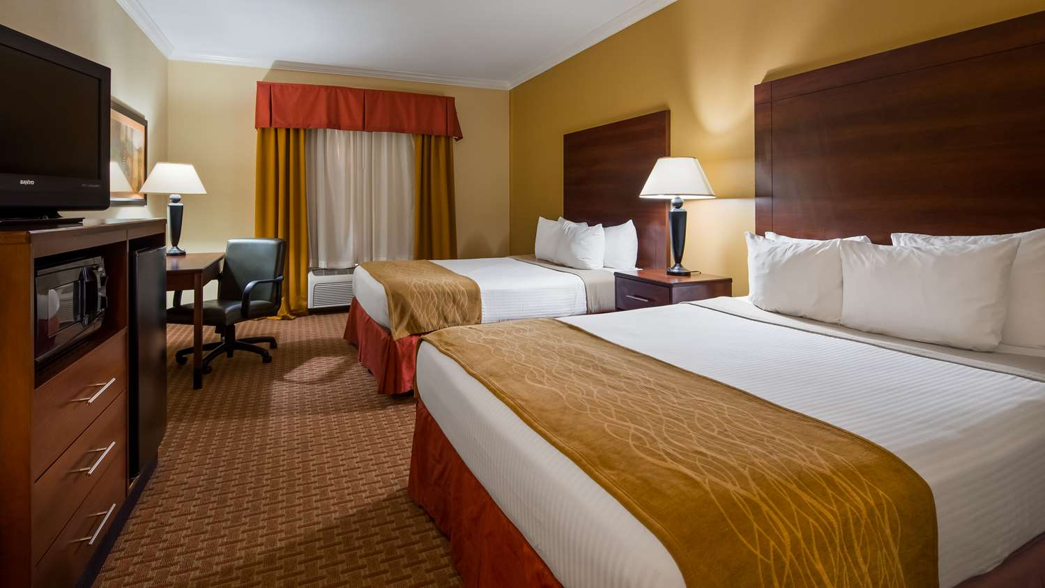 Room - Best Western Inn Eufaula