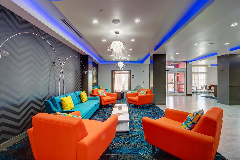 Lobby - Best Western Plus The Inn & Suites at Muskogee