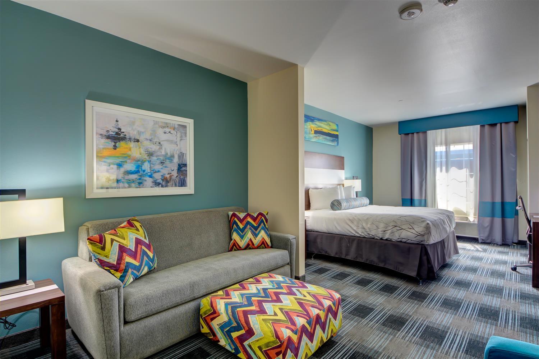 Suite - Best Western Plus The Inn & Suites at Muskogee